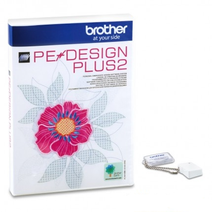 Software Brother PE-Design Plus 2  - zobrazit detaily